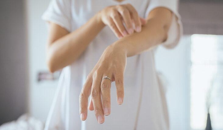 risque du covid-19 chez les personnes atteintes de Psoriasis
